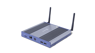 AOpen Commercial Chromebox for right chrome device for digital signage