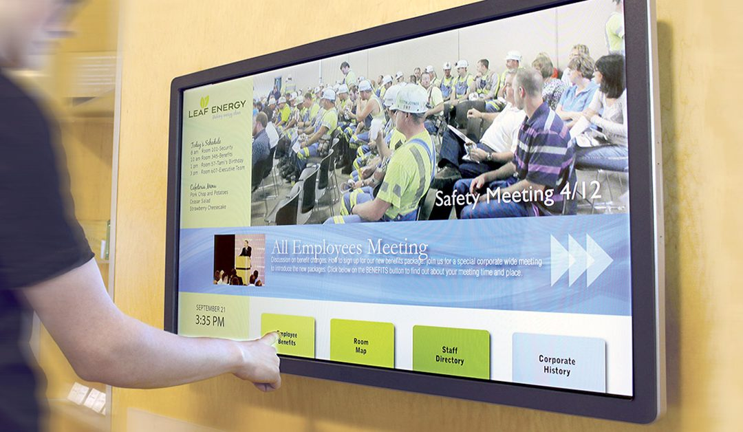 Partnership Creates Eco-system for Easy Digital Signage