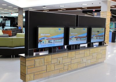 Marketing Kiosk Using Arreya Digital Signage Software