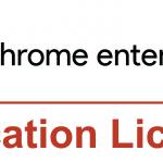 chrome enterprise management license education