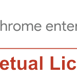 chrome enterprise management license perpetual