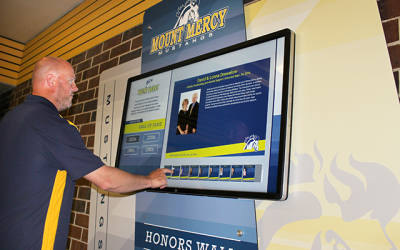 10 Reasons to use Digital Signage for School District System Wide Communications
