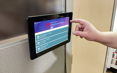 12 Needs In Digital Meeting Room Signs