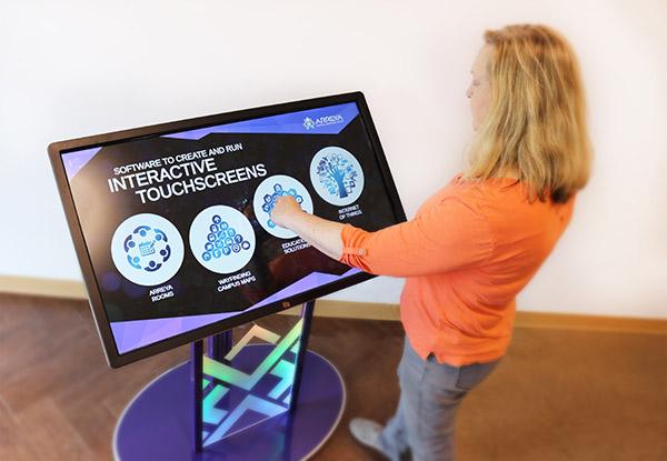 Digital Touch Screen