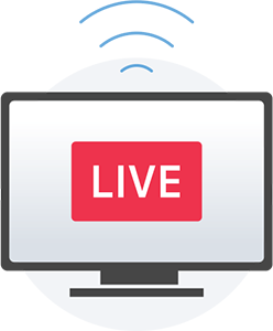Free Digital Signage Live Streaming with YouTube | Arreya