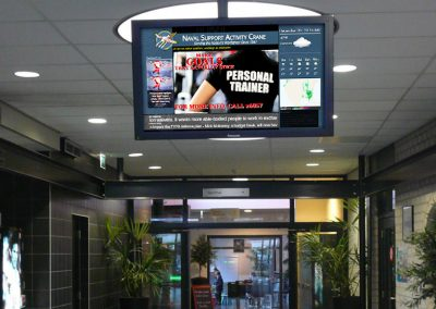Government_Digital_Signage_Military Base