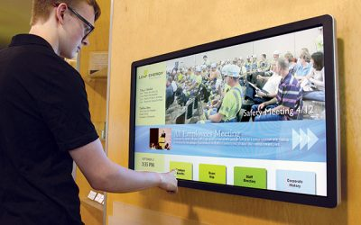 Government Digital Signage Success