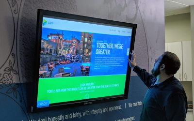 Creating Content Rich Digital Signage