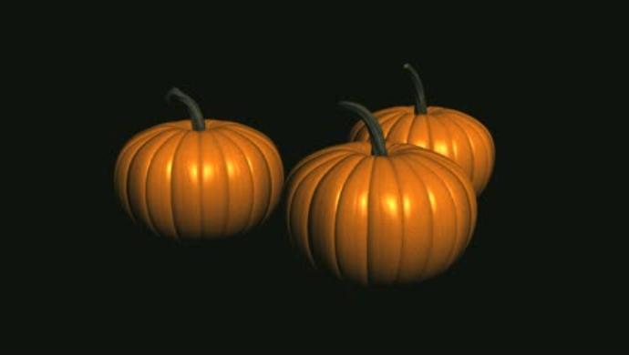 Pumpkins for October Digital Signage