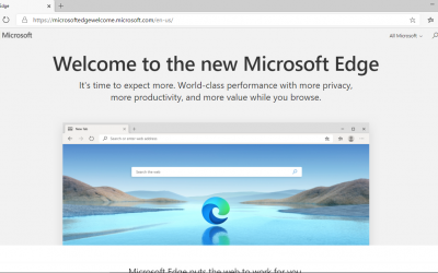 New Microsoft Edge Chromium:  Fixing The Browser Compatibility Gap
