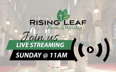 Easy Live Streaming for Church and House of Worship