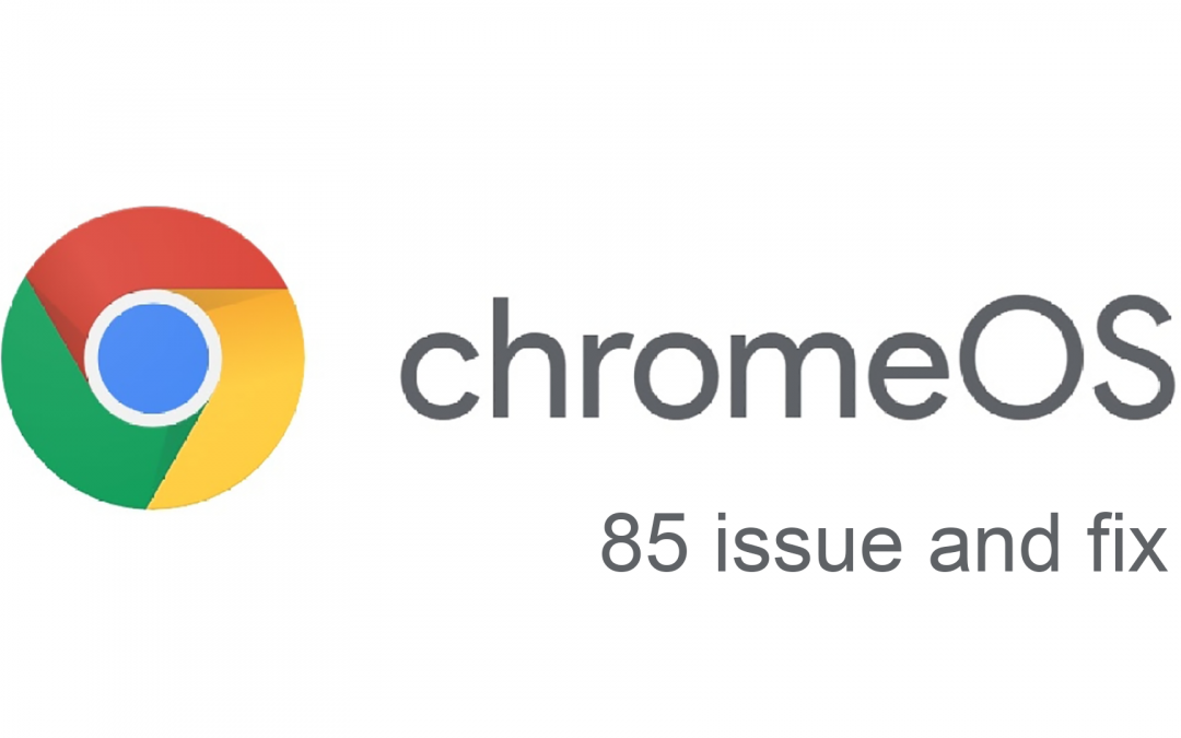 Updated: Chrome 85 Kiosk App Launch Issue and Fix