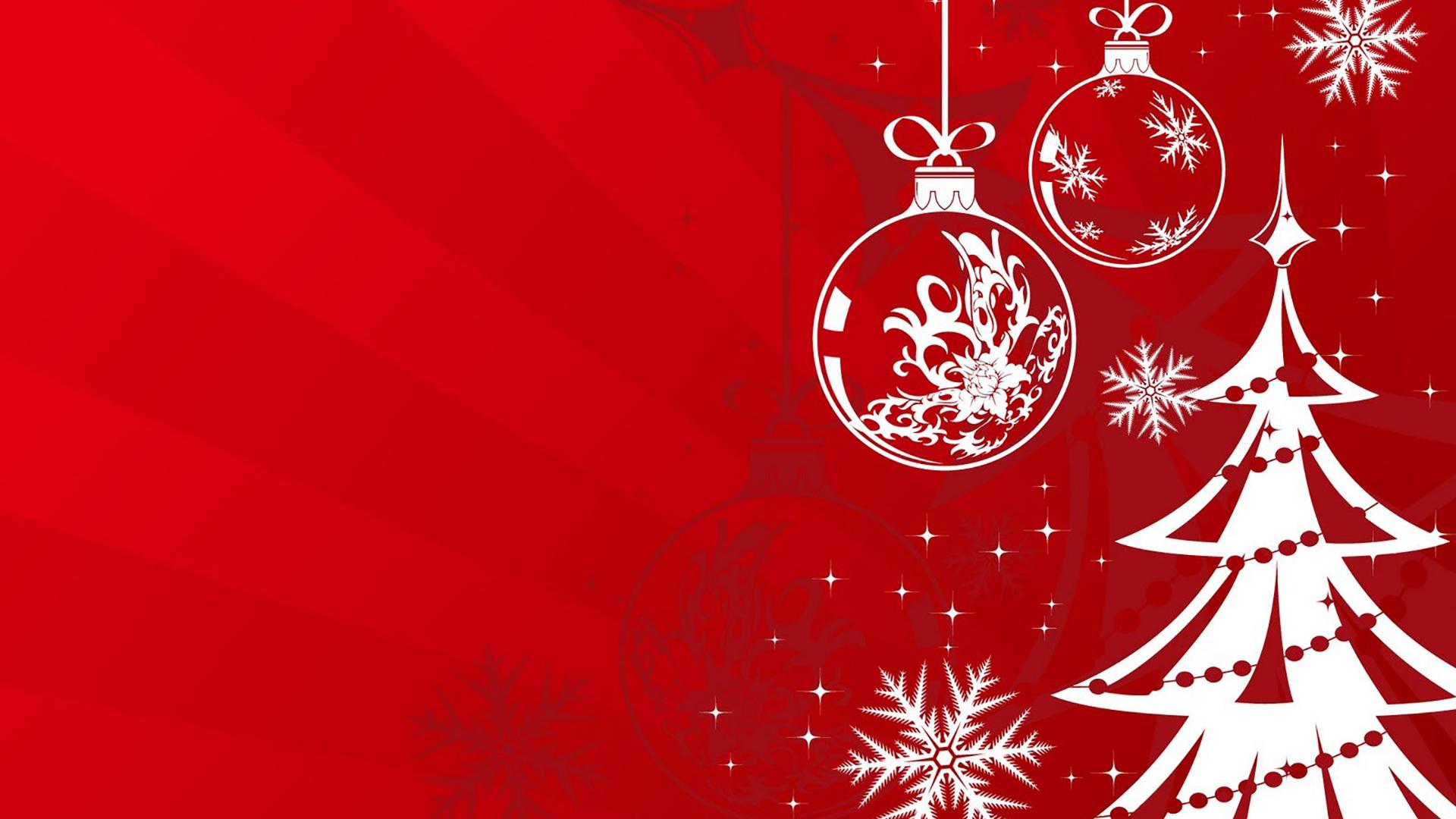 DEC 25 Christmas Graphic For Digital Signage