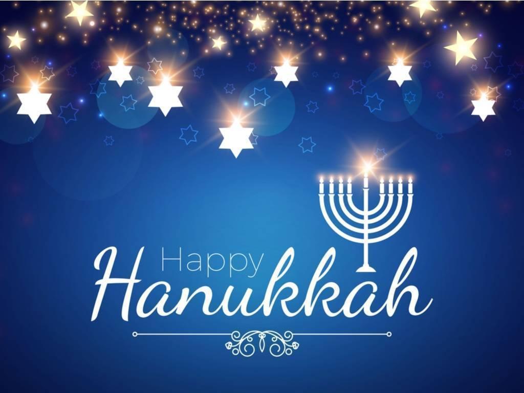DEC 10 Hanukkah Graphic For Digital Signage