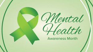 May Mental Health Awareness Month Digital Signage Graphic