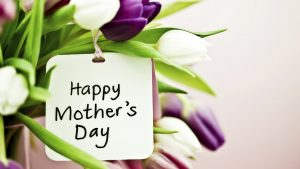 May 9 Mother's Day Digital Signage Graphics