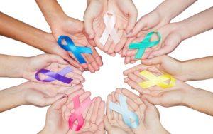 June 6 Cancer Survivors Day Digital Signage Graphic