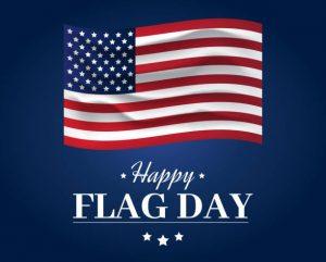Jun 14 Flag Day Digital Signage Graphic