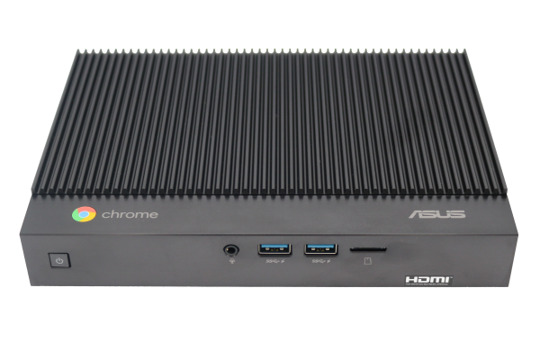 ASUS Powerful Robust Hardware Fanless Chromebox New Technology Enterprise Level Security Top Notch Security Devices 2021