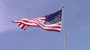 June Flag Day Digital Signage Software Monthly Graphic