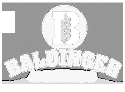 Baldinger Bakery White Logo_Digital Signage Digital Signage Software Client Corporate Digital Signage Restaurant Digital Signage