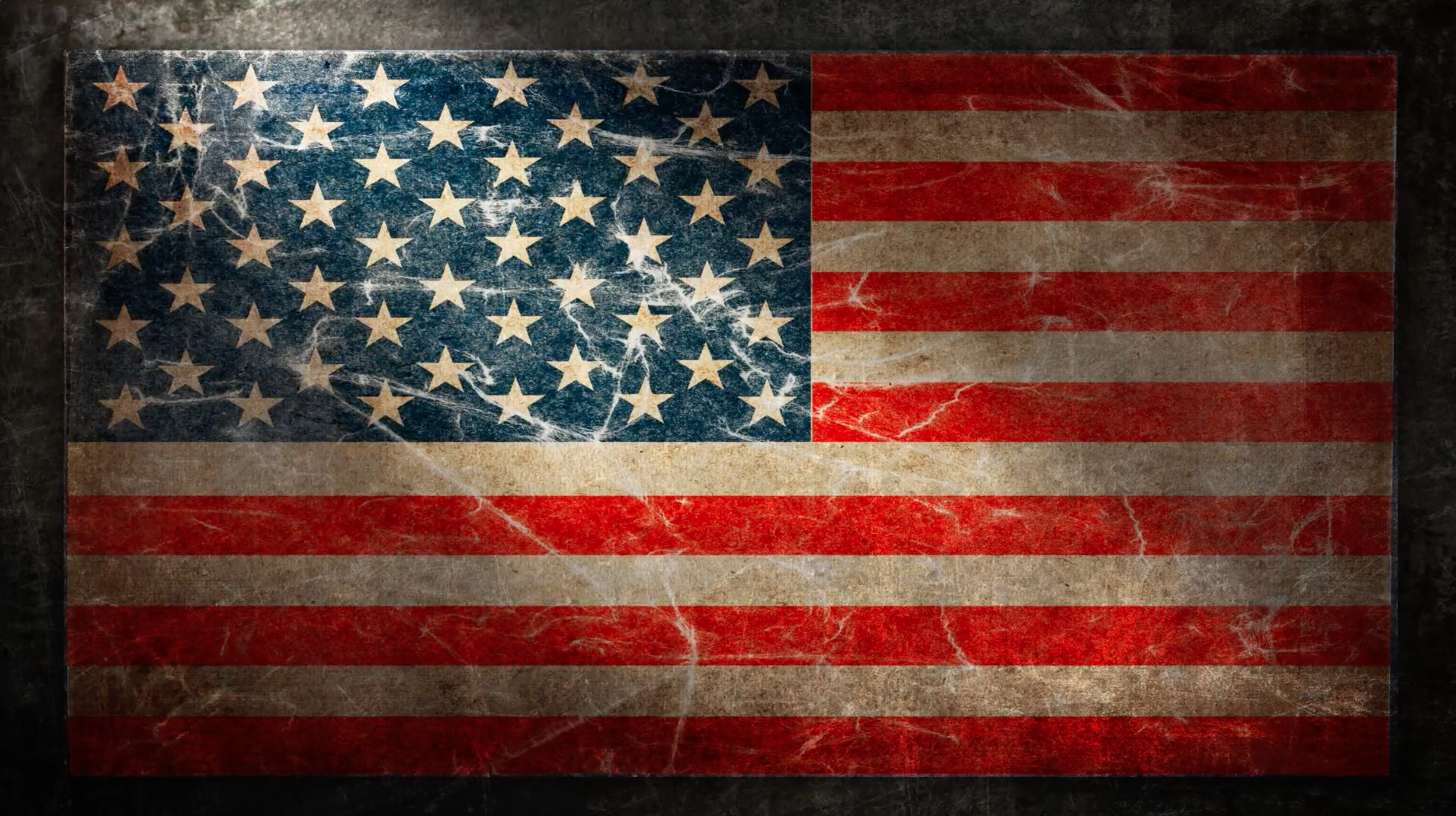 Fourth of July Graphic for Digital Signage