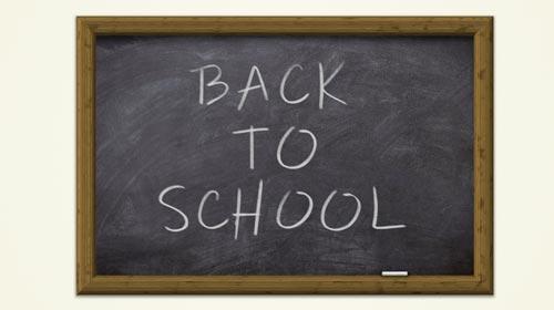 Back to School September 2021 Digital Signage Digital Signage Content