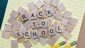 Back To School Digital Signage Graphic
